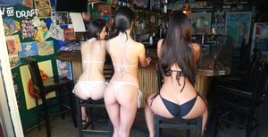 Lovely Latina Mandy Sky and her friends enjoying a hot sex party